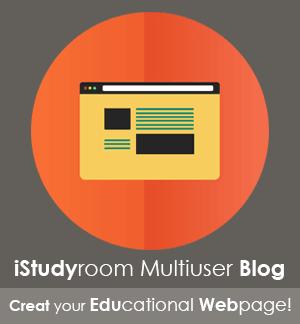 iStudyroom multiuser blog